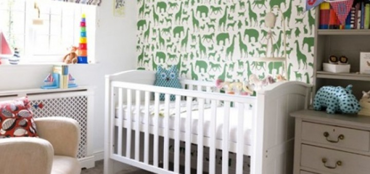 Papier peint bébé Animaux